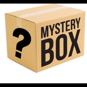Reseller mystery box sale w titles & measurements
